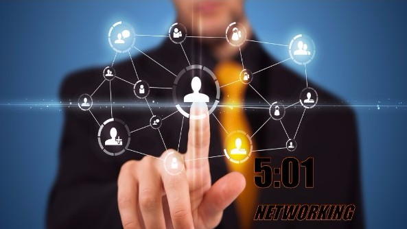 501 networking event